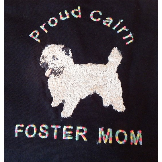 ladies_2x_black_cotton_short_sleeve_tee_foster_mom